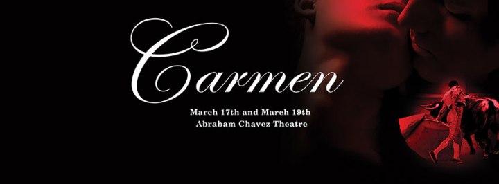 El Paso Opera Presents:Carmen